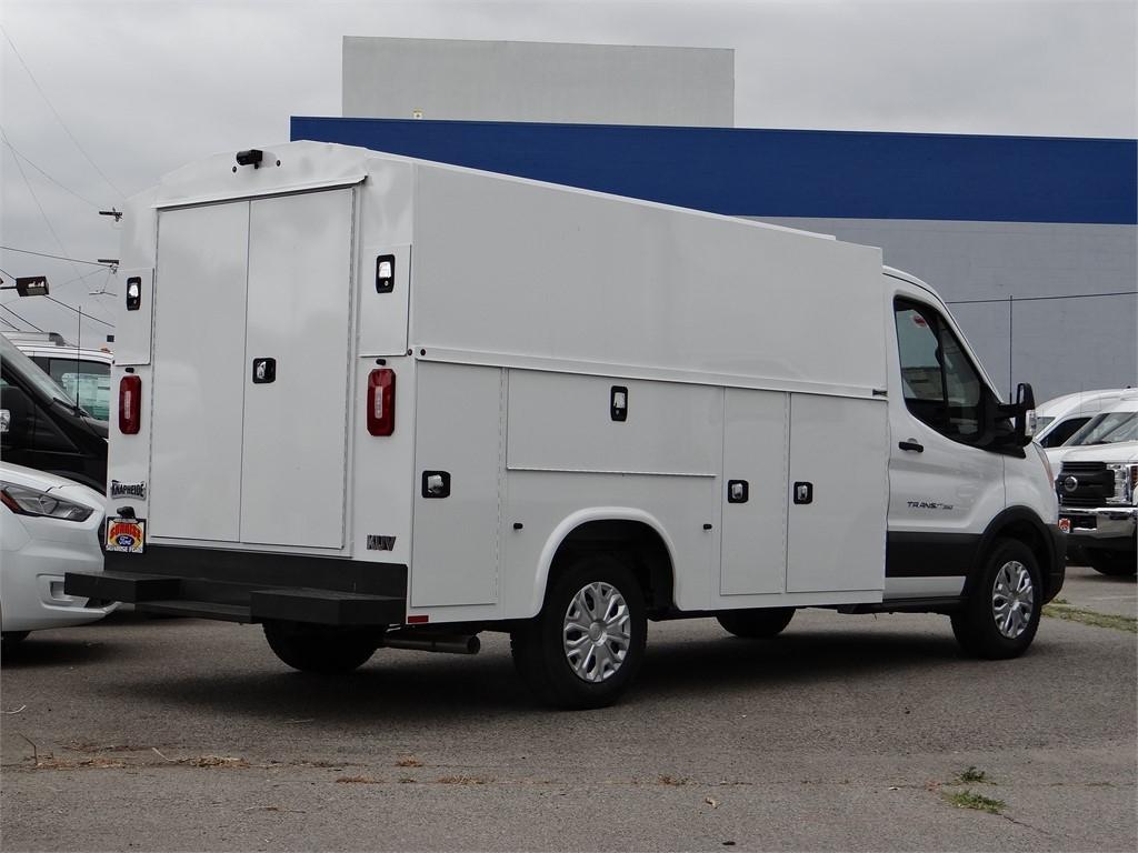 2020 Ford Transit 350 RWD, Knapheide KUV Service Utility Van #G01365 - photo 2