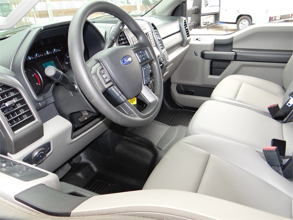 2020 Ford F-450 Super Cab DRW 4x2, Scelzi WFB Stake Bed #G01378 - photo 4