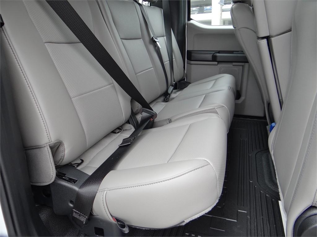2020 Ford F-450 Super Cab DRW 4x2, Scelzi WFB Stake Bed #G01378 - photo 9