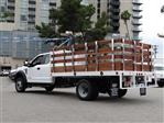 2020 Ford F-450 Super Cab DRW 4x2, Scelzi Stake Bed #G01378 - photo 2
