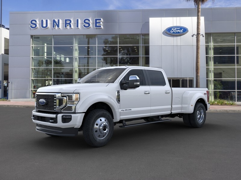2020 F-450 Crew Cab DRW 4x4, Pickup #G01382 - photo 1