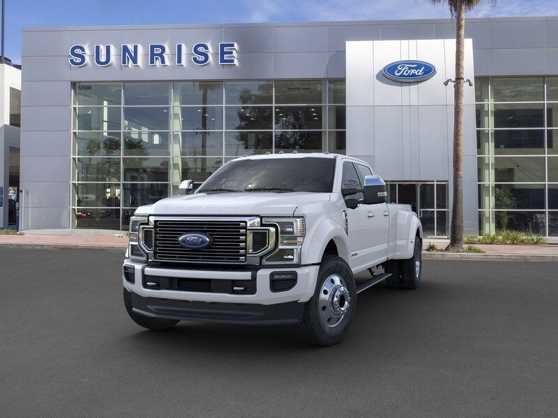 2020 F-450 Crew Cab DRW 4x4, Pickup #G01382 - photo 3