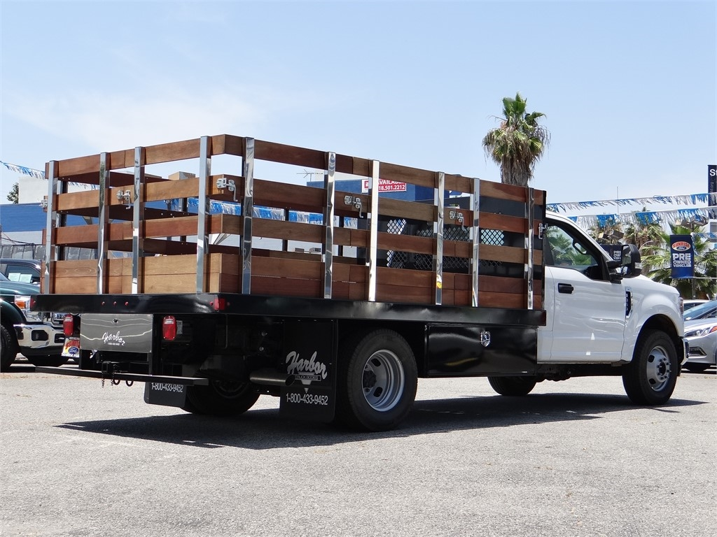 2020 Ford F-350 Regular Cab DRW 4x2, Harbor Stake Bed #G01515 - photo 1