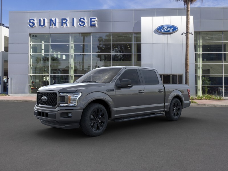 2020 Ford F-150 SuperCrew Cab 4x2, Pickup #G01522 - photo 1