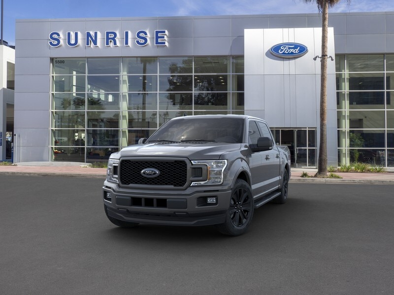 2020 Ford F-150 SuperCrew Cab 4x2, Pickup #G01522 - photo 3
