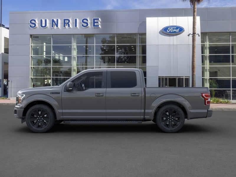 2020 Ford F-150 SuperCrew Cab 4x2, Pickup #G01522 - photo 4