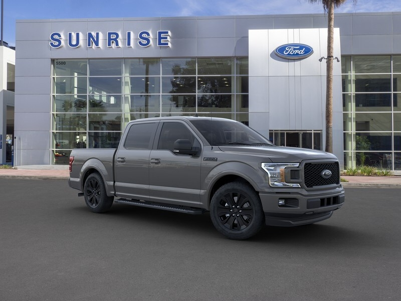 2020 Ford F-150 SuperCrew Cab 4x2, Pickup #G01522 - photo 7