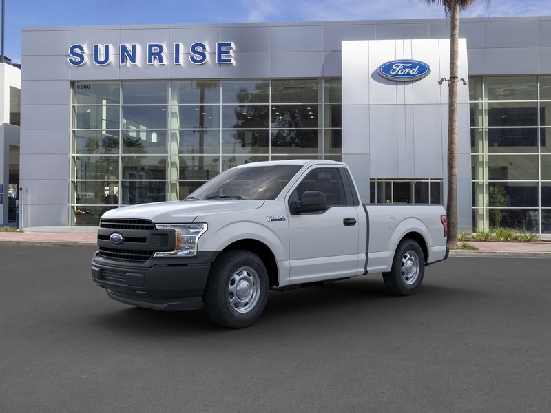 2020 Ford F-150 Regular Cab 4x2, Pickup #G01524 - photo 1
