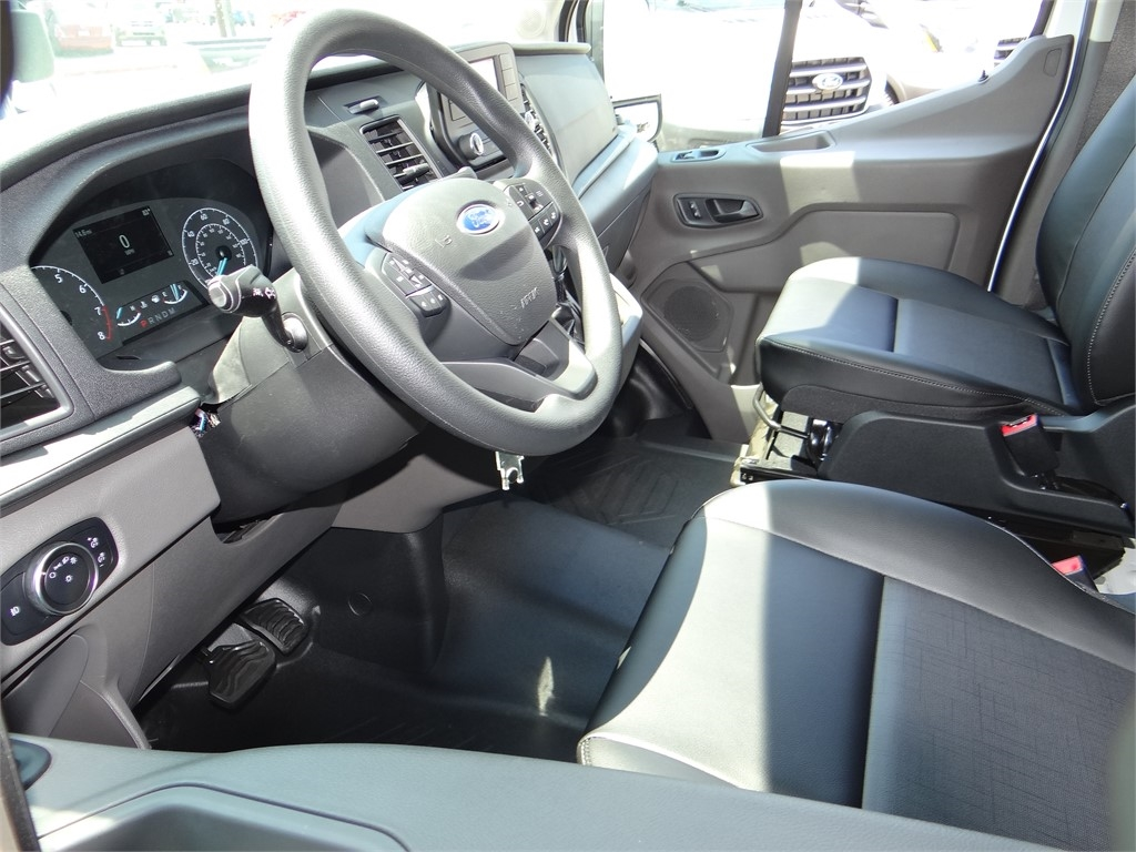2020 Ford Transit 350 Med Roof RWD, Empty Cargo Van #G01568 - photo 4