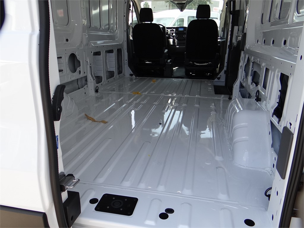 2020 Ford Transit 350 Med Roof RWD, Empty Cargo Van #G01568 - photo 2