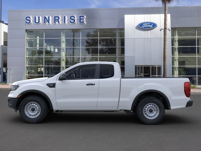 2020 Ford Ranger Super Cab 4x2, Pickup #G01576 - photo 4