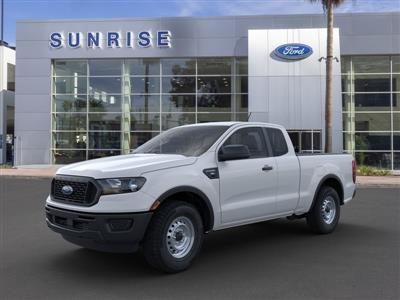 2020 Ford Ranger Super Cab 4x2, Pickup #G01576 - photo 1