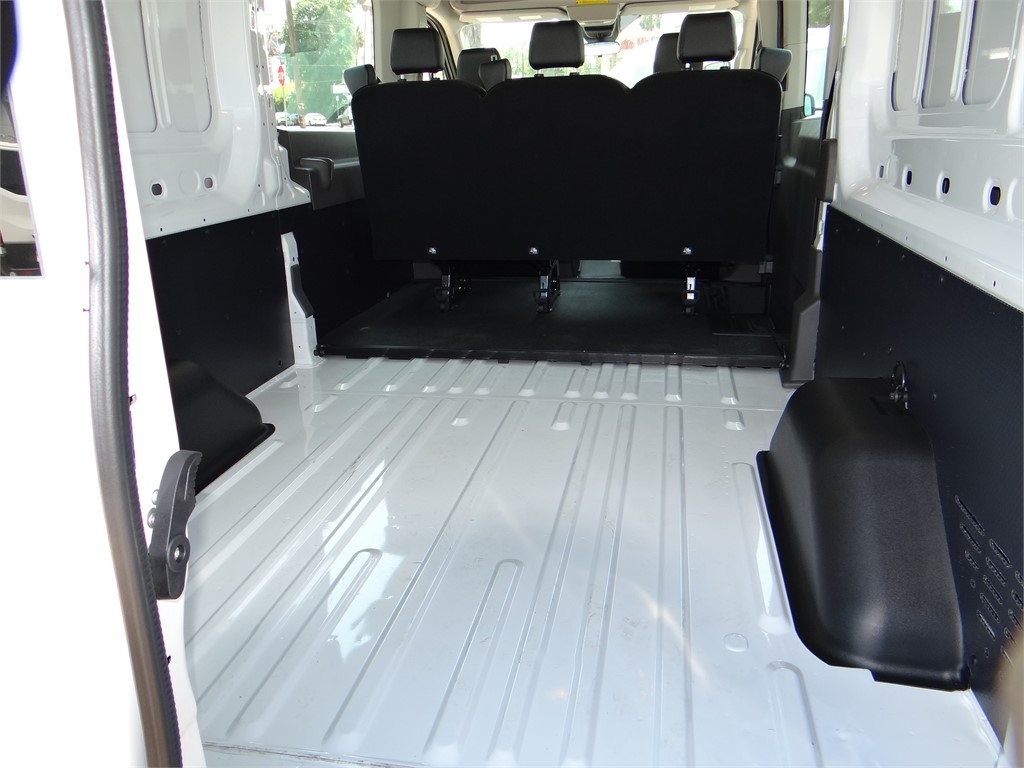 2020 Ford Transit 250 Med Roof RWD, Empty Cargo Van #G01580 - photo 1