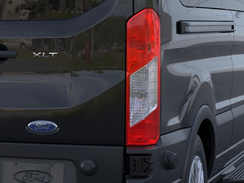 2020 Ford Transit 350 Med Roof RWD, Passenger Wagon #G01581 - photo 21