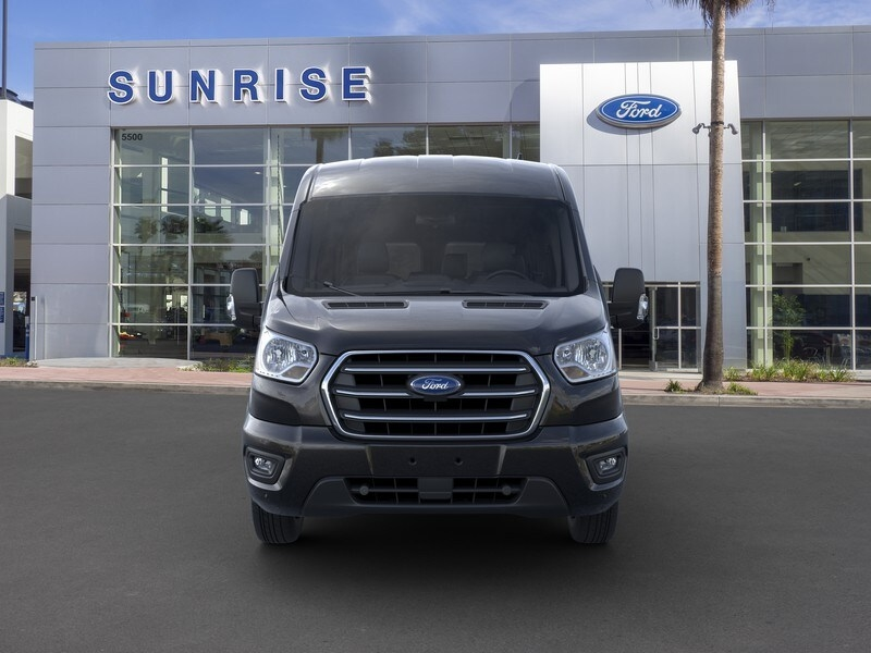 2020 Ford Transit 350 Med Roof RWD, Passenger Wagon #G01581 - photo 6