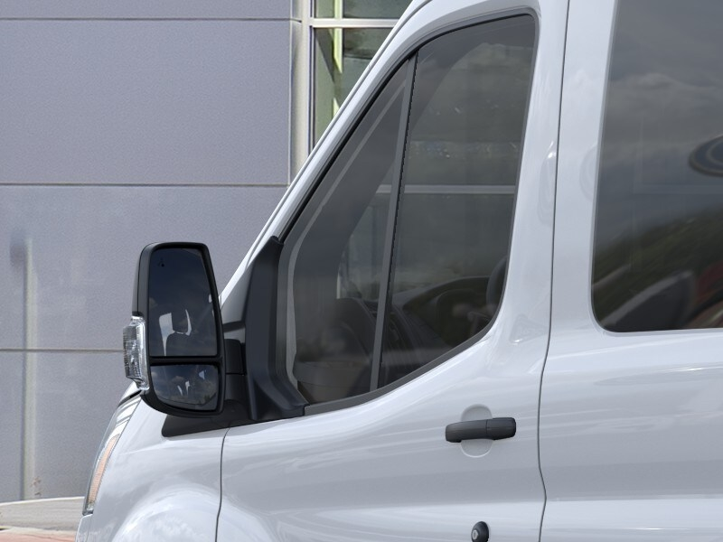 2020 Ford Transit 350 Med Roof RWD, Passenger Wagon #G01582 - photo 20