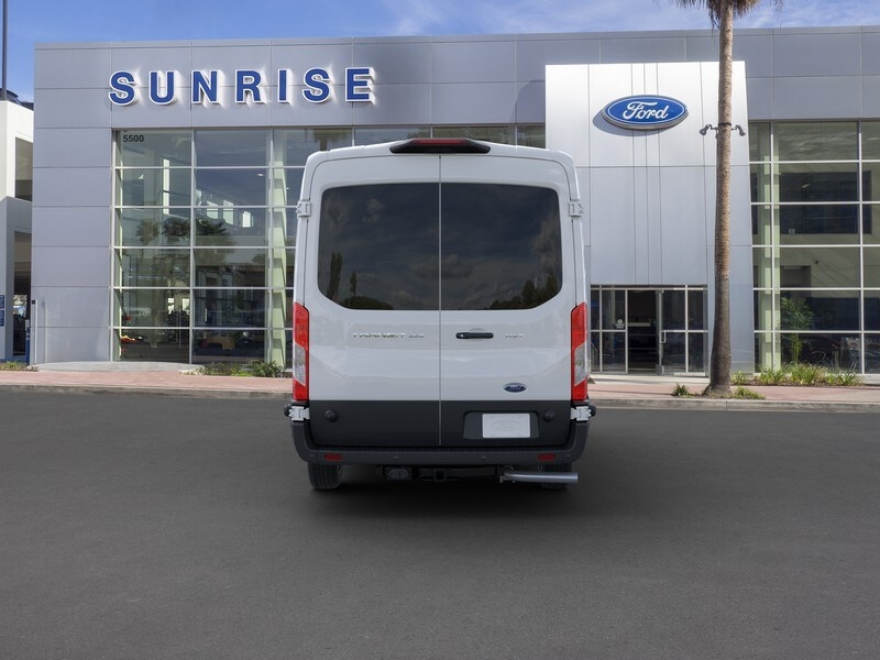 2020 Ford Transit 350 Med Roof RWD, Passenger Wagon #G01582 - photo 5