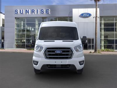 2020 Ford Transit 350 Med Roof RWD, Passenger Wagon #G01582 - photo 6