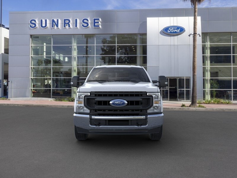 2020 Ford F-250 Super Cab 4x2, Cab Chassis #G01629 - photo 1