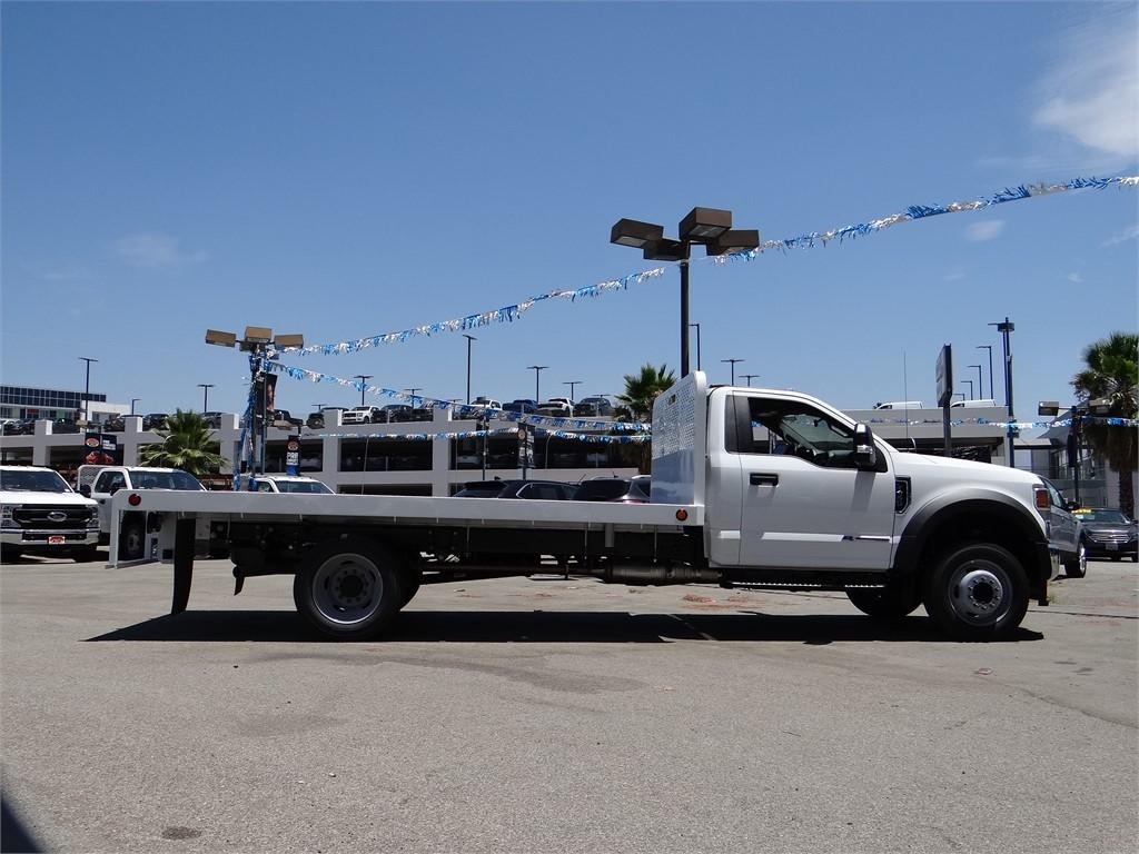 2020 Ford F-450 Regular Cab DRW 4x2, Scelzi WFB Platform Body #G01687 - photo 10