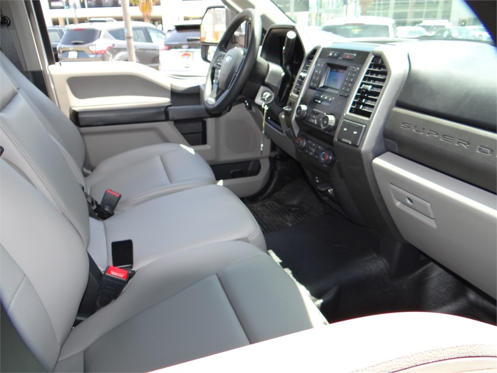 2020 Ford F-450 Regular Cab DRW 4x2, Scelzi WFB Platform Body #G01687 - photo 8