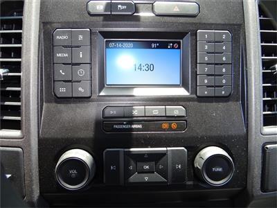 2020 Ford F-450 Regular Cab DRW 4x2, Scelzi WFB Platform Body #G01687 - photo 6