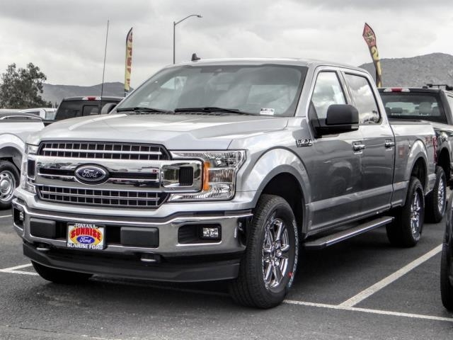2020 Ford F-150 SuperCrew Cab 4x4, Pickup #G01709T - photo 1