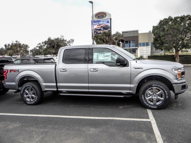 2020 Ford F-150 SuperCrew Cab 4x4, Pickup #G01709T - photo 4