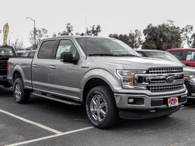 2020 Ford F-150 SuperCrew Cab 4x4, Pickup #G01709T - photo 5