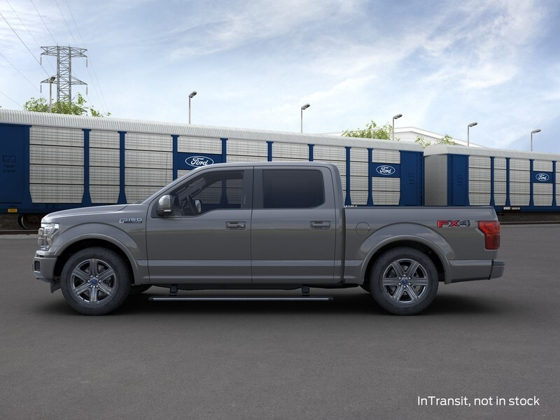 2020 Ford F-150 SuperCrew Cab 4x4, Pickup #G01737 - photo 4