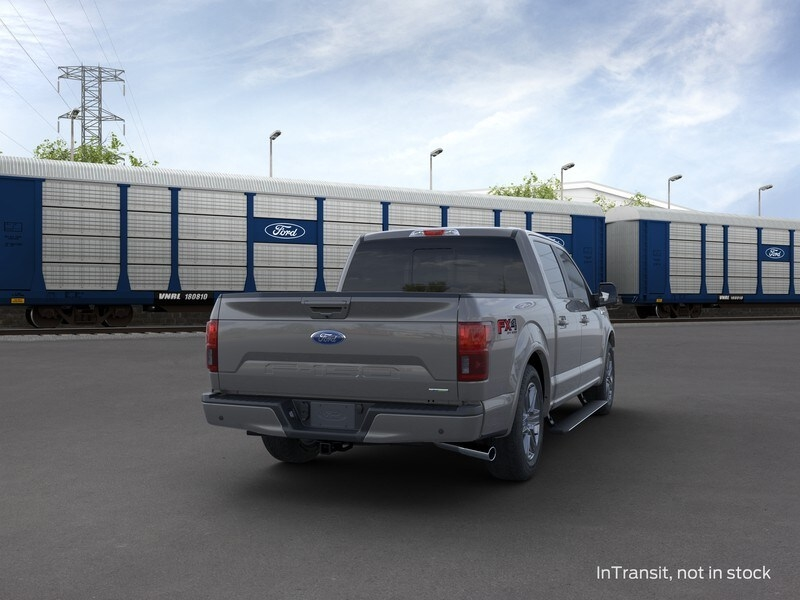 2020 Ford F-150 SuperCrew Cab 4x4, Pickup #G01737 - photo 8