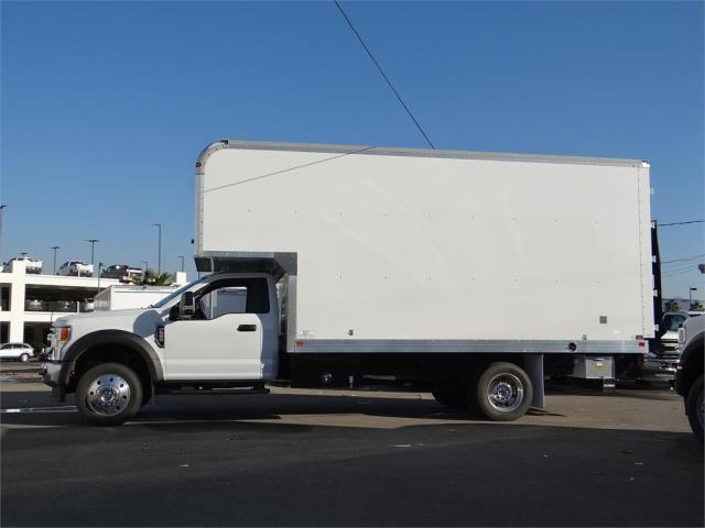 2020 Ford F-550 Regular Cab DRW 4x2, Marathon FRP Dry Freight #G01749 - photo 3