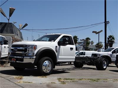 2020 Ford F-550 Regular Cab DRW 4x2, Cab Chassis #G01749 - photo 1