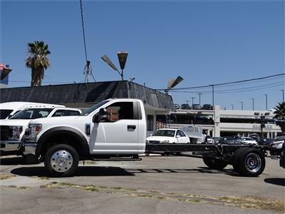 2020 Ford F-550 Regular Cab DRW 4x2, Cab Chassis #G01749 - photo 3