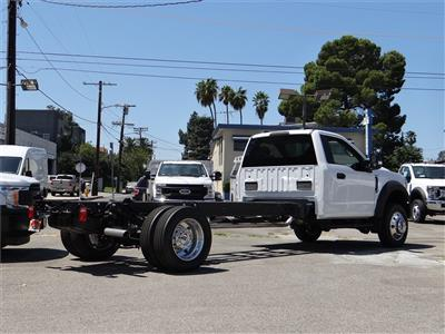 2020 Ford F-550 Regular Cab DRW 4x2, Cab Chassis #G01749 - photo 2