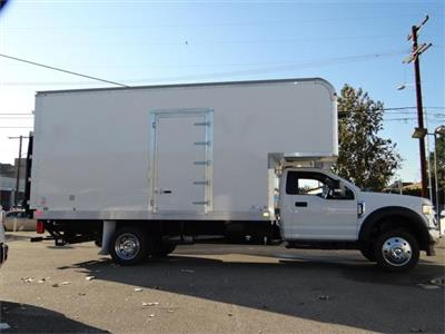 2020 Ford F-550 Regular Cab DRW 4x2, Marathon FRP Dry Freight #G01749 - photo 10