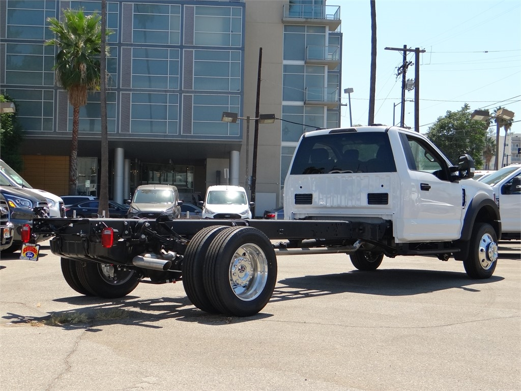 2020 Ford F-550 Regular Cab DRW 4x2, Cab Chassis #G01762 - photo 1