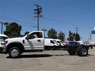 2020 Ford F-550 Regular Cab DRW 4x2, Cab Chassis #G01762 - photo 3