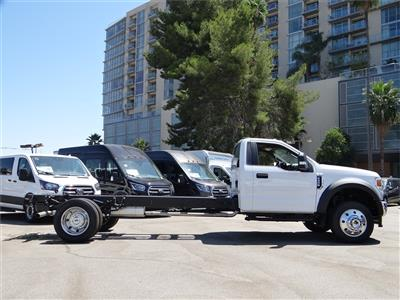 2020 Ford F-550 Regular Cab DRW 4x2, Cab Chassis #G01762 - photo 8