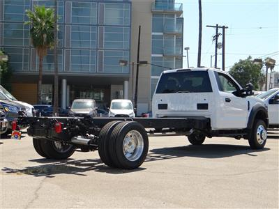 2020 Ford F-550 Regular Cab DRW 4x2, Cab Chassis #G01762 - photo 2