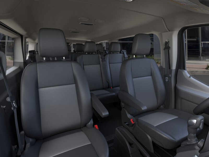 2020 Ford Transit 150 Low Roof RWD, Passenger Wagon #G01787 - photo 10
