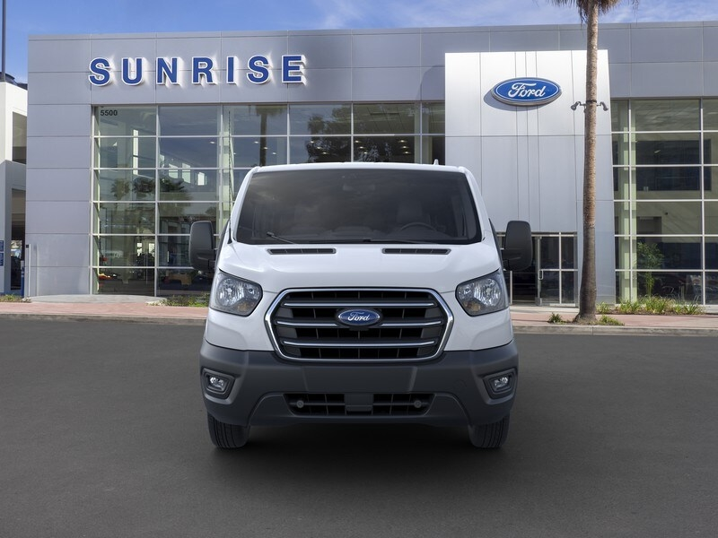 2020 Ford Transit 150 Low Roof RWD, Passenger Wagon #G01787 - photo 6