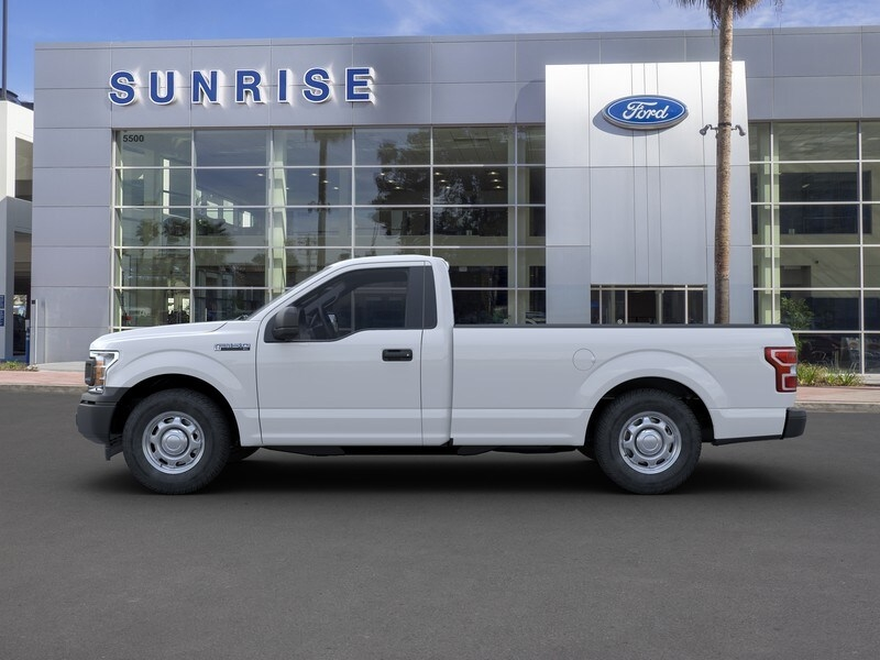 2020 Ford F-150 Regular Cab 4x2, Pickup #G01839 - photo 4