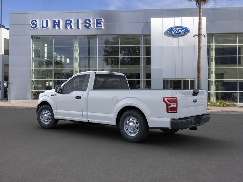 2020 Ford F-150 Regular Cab 4x2, Pickup #G01839 - photo 2