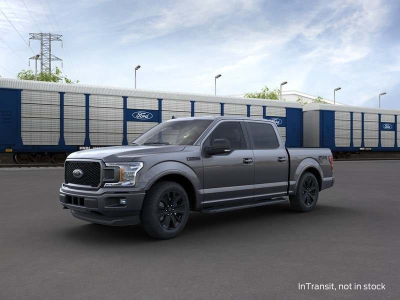 2020 Ford F-150 SuperCrew Cab 4x4, Pickup #G01882 - photo 1