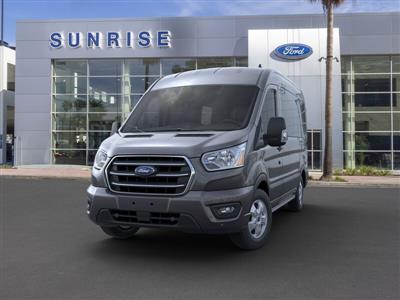 2020 Ford Transit 150 Med Roof 4x2, Passenger Wagon #G02050 - photo 3