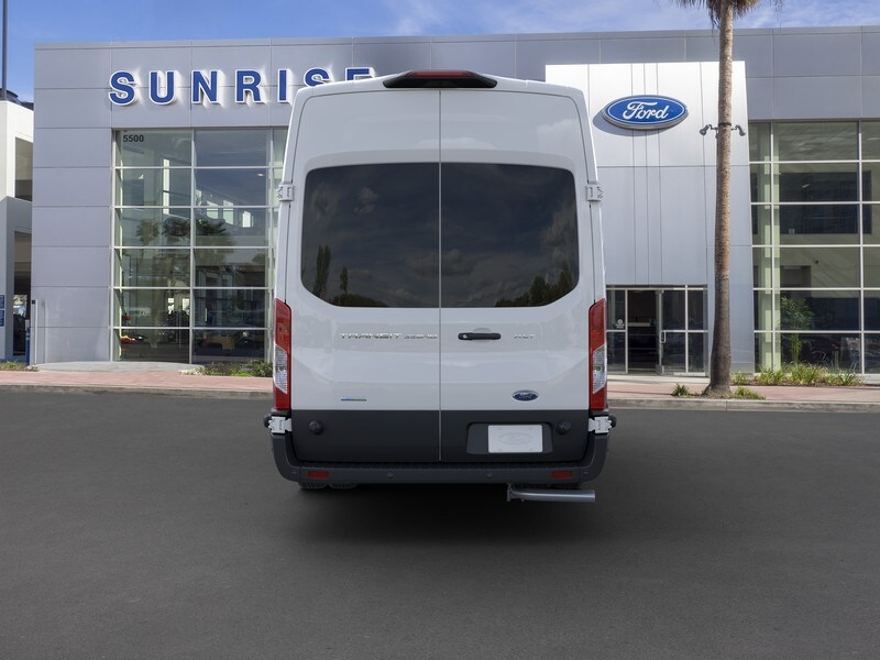2020 Ford Transit 350 HD High Roof DRW RWD, Passenger Wagon #G02115 - photo 5