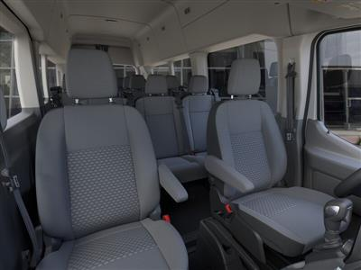 2020 Ford Transit 350 HD High Roof DRW RWD, Passenger Wagon #G02115 - photo 10