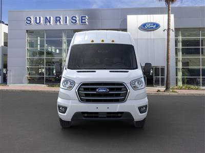 2020 Ford Transit 350 HD High Roof DRW RWD, Passenger Wagon #G02115 - photo 6