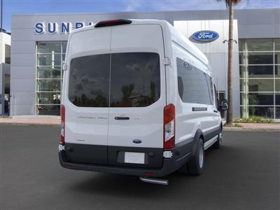 2020 Ford Transit 350 HD High Roof DRW RWD, Passenger Wagon #G02115 - photo 8